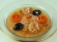 Суп из кизила