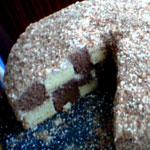 Шахматный торт (армянские торты)