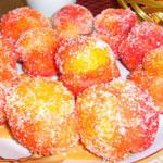 Пирожные Персики (армянские сладости)