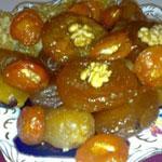 Цукаты (армянские кондитерские изделия)