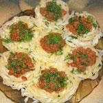 Гнездышки (армянские блюда)