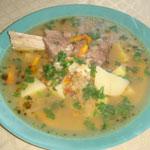 Воспов суп (армянские супы)